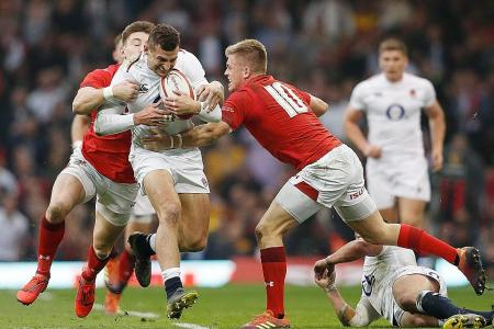 England rugby coach: World hasn't ended after Wales defeat