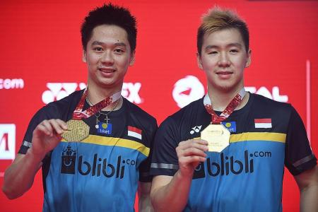 Another boost for Singapore Badminton Open