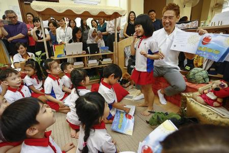 Kids learn to make Singapore a better place