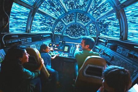 Disney bets on new planet to wow Star Wars fans at US parks