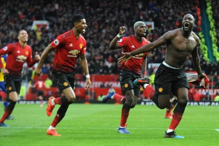 Comeback win gives Solskjaer confidence ahead of PSG clash