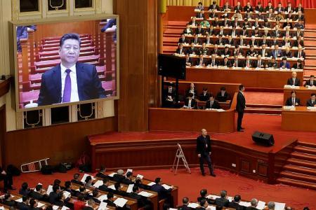 Xi Jinping firmly in charge as China turns to legislative season