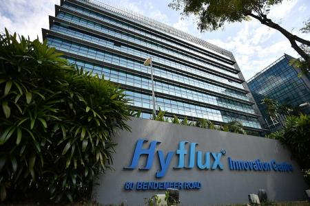 Hyflux takes $916m impairment hit for 9 months ending Sept 30