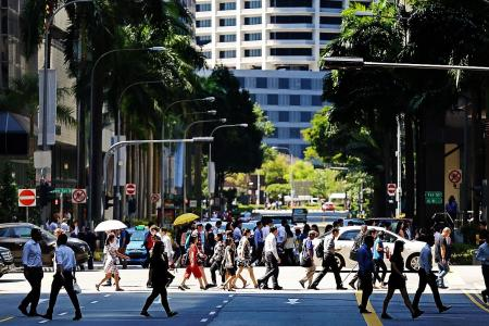 Business sentiment among local firms remains weak