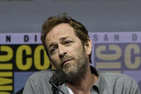 Ex-Beverly Hills 90210 star Luke Perry dead at 52 after stroke