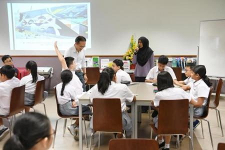 Secondary school streaming to end by 2024