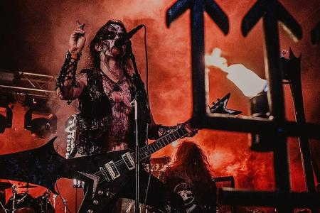 Metal concert cancelled, band had previously encouraged terrorism