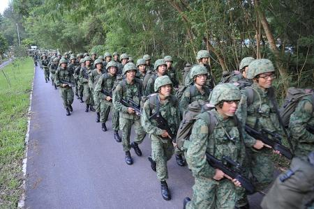 Shorter training and reservist stints, after safety focus