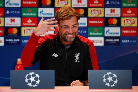 Klopp: Reds' result at Bayern won't affect EPL title bid