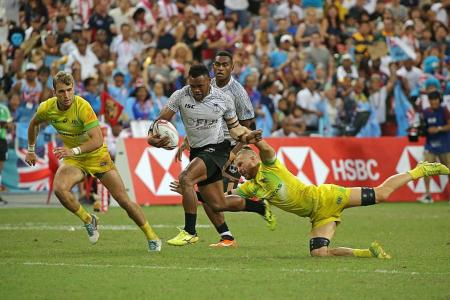 Singapore to continue hosting Rugby 7s till 2023