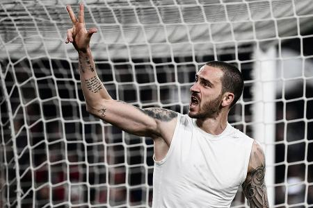 Many people wanted us to fail: Bonucci