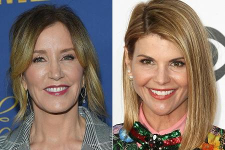 Felicity Huffman, Lori Loughlin Indicted in College Entrance Exam Scandal