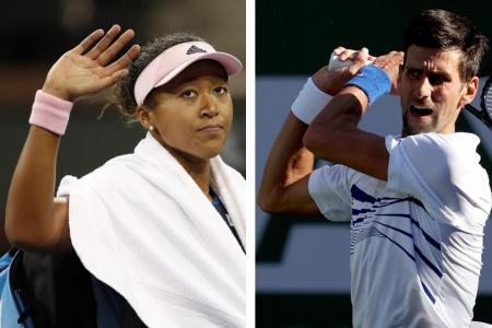 World No. 1s knocked out at Indian Wells