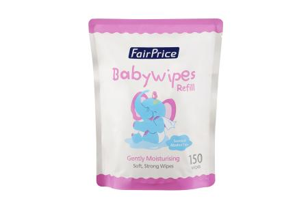 FairPrice meets your baby's needs