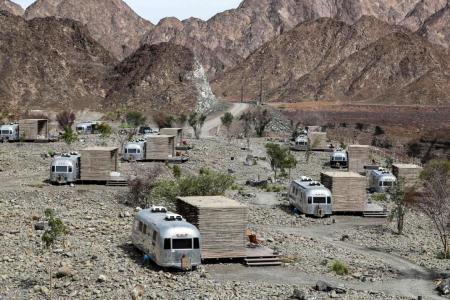 Glamping: Dubai's new take on desert camping