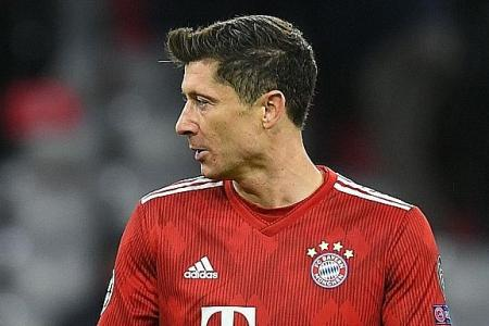 Lewandowski blames Kovac for Bayern's European exit