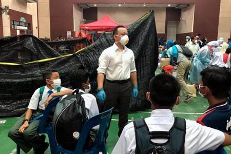 No need to evacuate Pasir Gudang over toxic fumes: Dr Mahathir