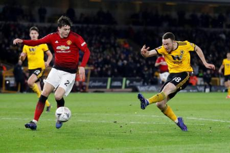 Man United dumped out of FA Cup by Wolves