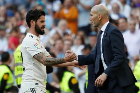 Happiness is back for Real as Zidane gets winning return