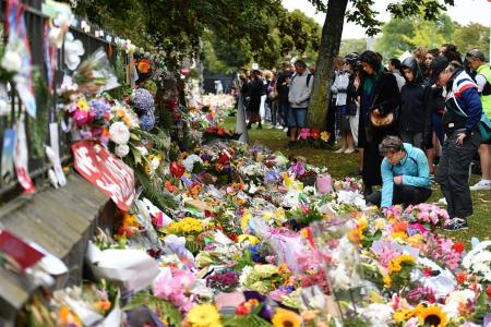 Kiwis here stand in solidarity with Muslim community