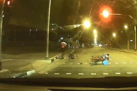 Supermarket worker injured by e-scooter in Pasir Ris 'hit-and-run'