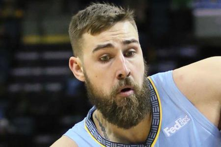 Rockets pipped by Grizzlies, despite Harden's 57 points