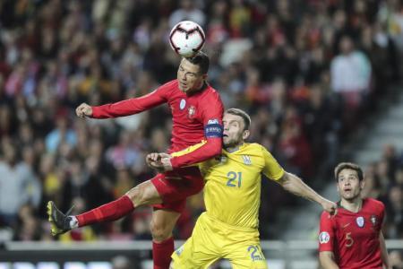 Portugal draw a blank on Ronaldo's return