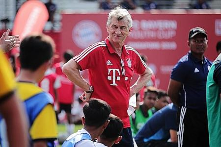 Size not crucial in football, says Bayern great Augenthaler