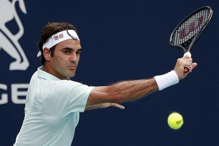 Federer wary of Medvedev