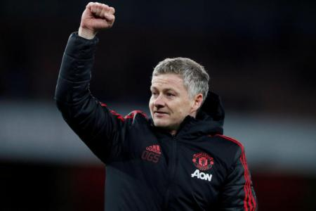 We're still the kings of Manchester, insists Solskjaer