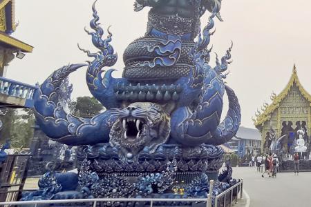 Head to Chiang Rai for a fulfilling getaway