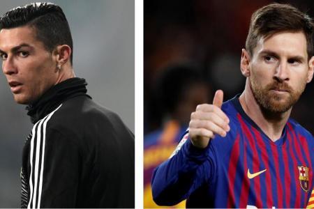 Messi: I miss Ronaldo in Spain