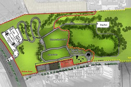 New park to open in Bukit Gombak next year