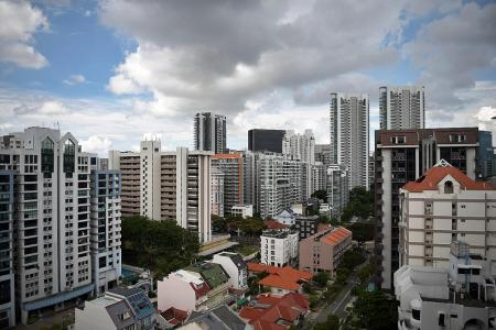 Private home prices down 0.6% in Q1