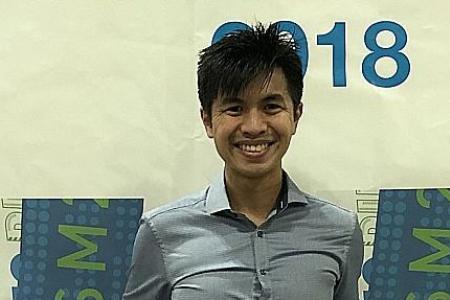 Management company backs marathoner Liew