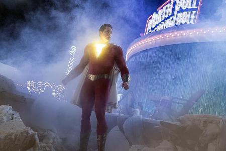 Shazam! turns TV actor Zachary Levi into movie star
