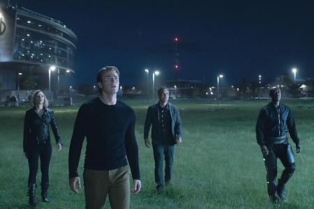 Avengers: Endgame ticket sales crush records