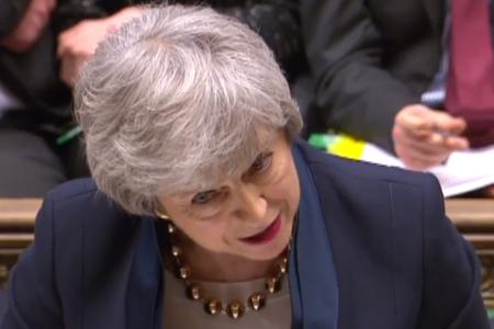 PM May meets Corbyn for Brexit compromise talks
