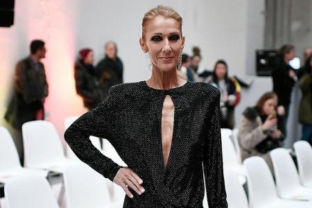 Celine Dion announces Courage world tour, new album