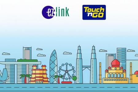 EZ-Link, Malaysia's Touch 'n Go to launch dual-currency Combi Card