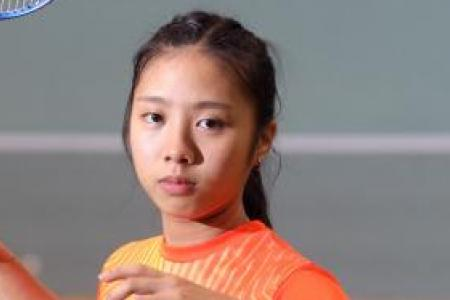 Singapore shuttler Yeo hoping for a good showing on homeground