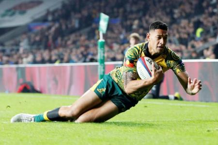 Wallabies' Israel Folau should be wary of switching rugby codes
