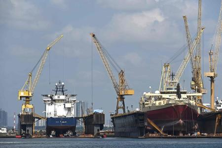 S'pore tops list of leading maritime capitals for fourth time