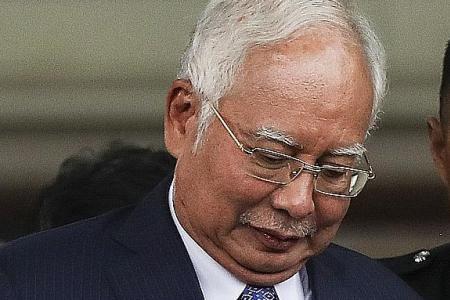 Malaysia court dismisses Najib's appeals over SRC graft case