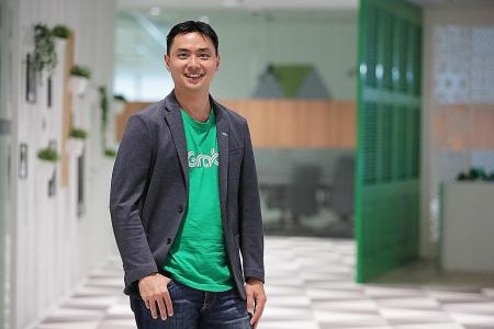 Grab S'pore chief: Funding aimed at developing innovative products