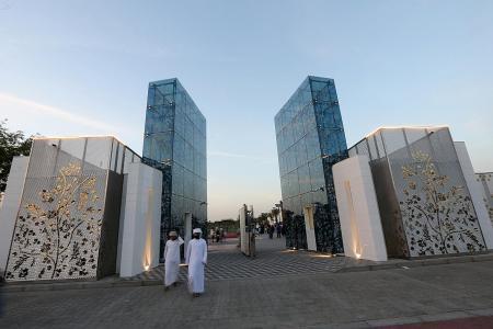 Dubai's new Quranic Park a hit so far
