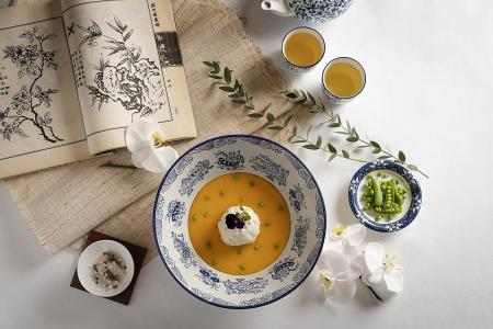 Discover Shanghai's cultured culinary scene
