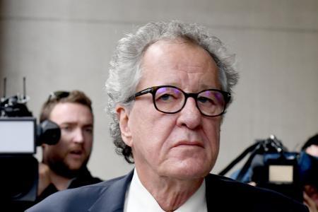 Geoffrey Rush wins defamation case in Australia