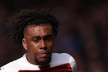 More fight in Arsenal this season: Alex Iwobi