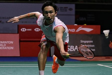 Patience pays off for world No. 1 shuttler Momota